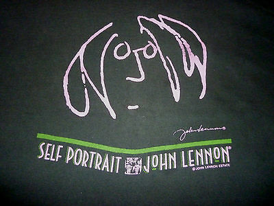 John Lennon Vintage Shirt ( Used Size XL Missing Tag ) Good Condition!!!