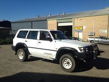 Nissan Patrol TD42T Mona Vale Pittwater Area Preview