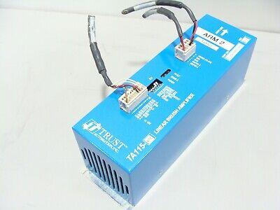 Trust Automation Ta115 Linear Dc Brushless Motor Servo Amplifier Drive Guarantee
