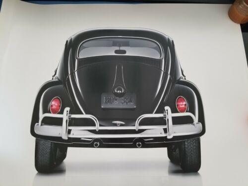"""Exclusive Dealership Volkswagen Beetle VW Bug Poster 40"""" X 30"""""""