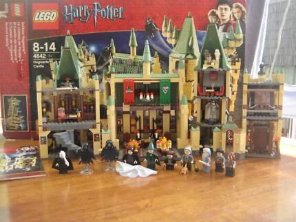 Harry Potter Lego set 4842, Hogwarts Castle
