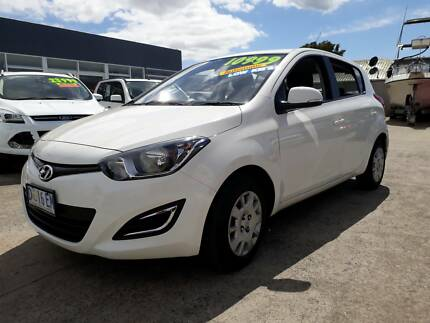 2013 Hyundai i20 Hatchback, Automatic Invermay Launceston Area Preview