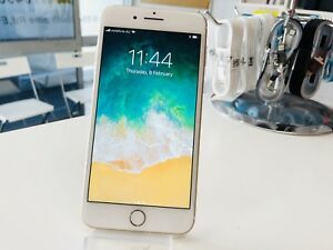 iPhone 7 Plus 128gb gold unlocked great condition with box charger