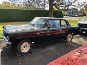 1966 Chevy 2 nova