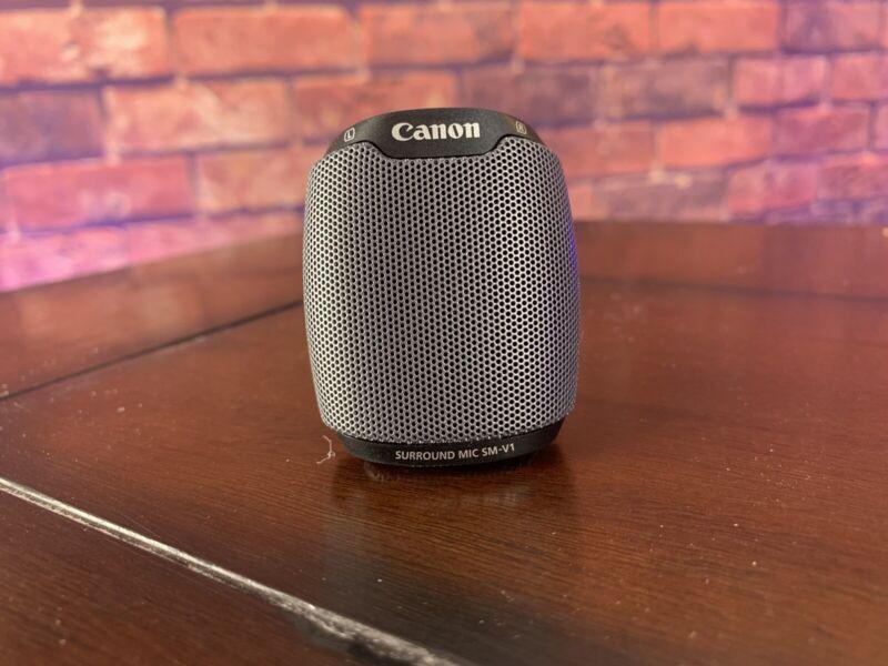 Canon Surround microphone SM-V1
