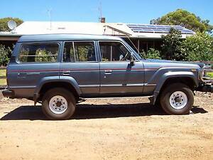 1988 Toyota LandCruiser HJ61 12HT Turbo Muchea Chittering Area Preview