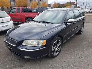 2006 Volvo V70 2.5L Turbo
