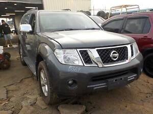 WRECKING 2011 NISSAN PATHFINDER ST-L 2.5 TURBO DIESEL AUTO North St Marys Penrith Area Preview