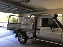 custom built landcruiser ute tray Ashgrove Brisbane North West Preview
