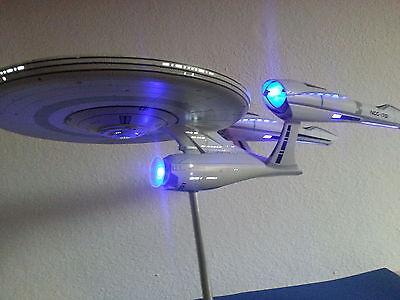 Star Trek New USS Enterprise Revell Bausatz inkl Premium LED Beleuchtungsset