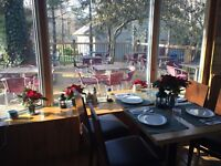 The Garden Houzz looking for Chef and server