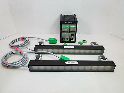 Advanced Illumination Pulsar 320 Controller 2 Ll6212-850c5 Infrared Light Bars