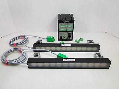 Advanced Illumination Pulsar 320 Controller 2 Ll6212-850c5 Infrared Light Bars