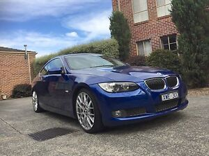 2007 BMW 3 Coupe The Basin Knox Area Preview