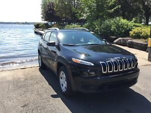 2017 Jeep Cherokee Sport  BACKUP CAMERA/ REMOTE START