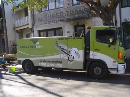 Concrete Taxi