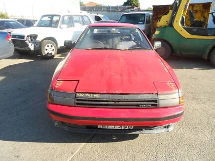 TOYOTA CELICA HATCHBACK 1986 WRECKING VEHICLE S/N V6861 Campbelltown Campbelltown Area Preview