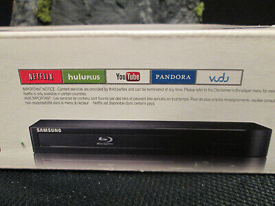 Samsung BD-H5100 Blu-ray Player - New