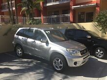 Toyota Rav 4 2004 - 5doors AUTO Miami Gold Coast South Preview