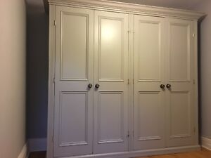 Beautiful Large Wardrobe / Armoire (delivery included in GTA)