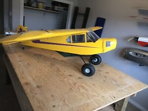 GREAT PLANES 1/5 SCALE CUB RC PLANE