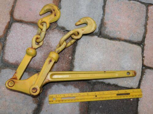 USA Made 5/16 - 3/8 WLL 5400  Lever Transport Hook Load Binder