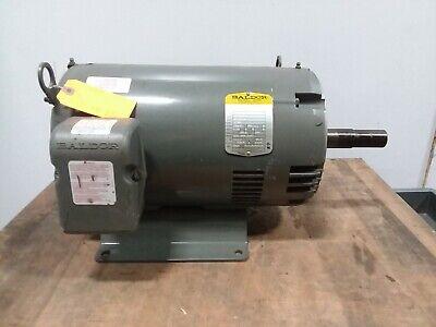 Baldor Jmm2513t 15 Hp Electric Motor 230460v 3ph 1760 Rpm 254jm Frame