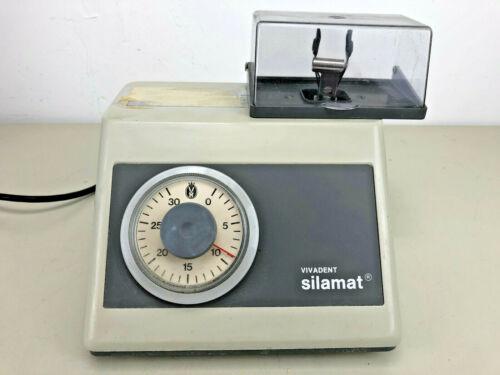 Vivadent Silamat S3 Dental Amalgam Mixer  / Lab Amalgamator