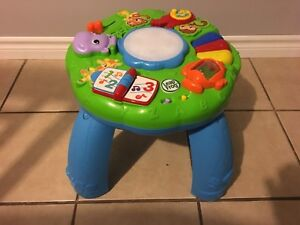 VTech Baby Activity table - french