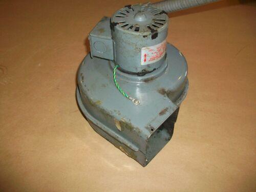 Dayton Blower Fan E37403    230VAC   1/25TH HP  USED