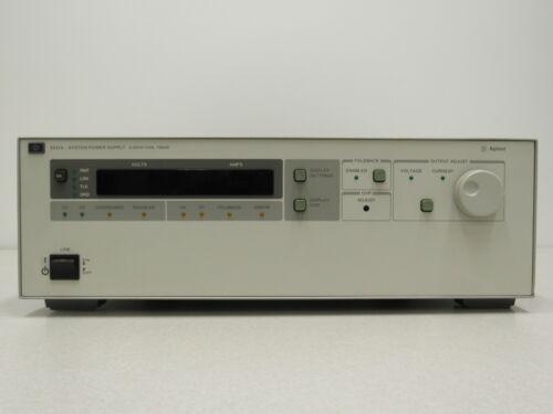 HP Agilent Keysight 6031A System DC Power Supply 0-20V, 0-120A, 1000W