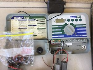 Automated lawn watering system