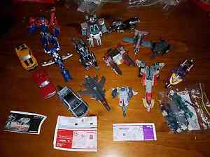15 x Transformers Toys Huntingdale Gosnells Area Preview