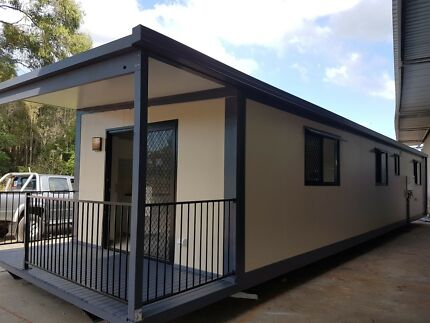 Granny Flats/ Manufactured Buildings/ Cabins - FREE GST FOR OCTOB