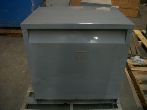 ACME 75KVA 3PH TRANSFORMER T-1-53344-3 HV 480D LV 240D