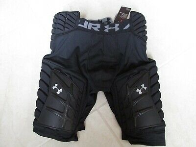 Lists @ $50 White NEW Schutt Protech Tri All-In-One Adult Football Girdle