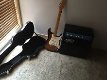 Fender guitar Bligh Park Hawkesbury Area Preview
