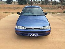 1996 Toyota Corolla Hatchback Northam 6401 Northam Area Preview