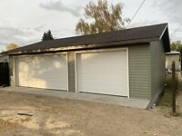 Bungalow House & Garage Spring Special Siding Soffit etc