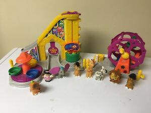 Little People circus set