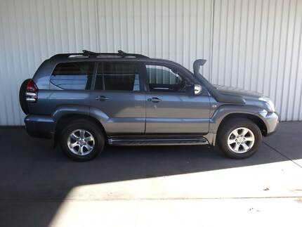2008 Toyota LandCruiser Prado GXL 4x4 Wagon Hampstead Gardens Port Adelaide Area Preview