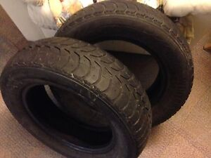2x 174 R14 winter tires 20$ for both Gatineau Ottawa / Gatineau Area image 3