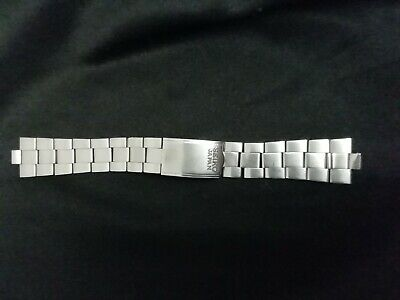 Montre Bracelet  en acier SEİKO 20mm vintage