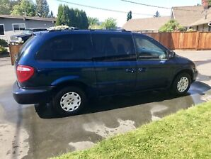 2002 CHRYSLER - TOWN & COUNTRY