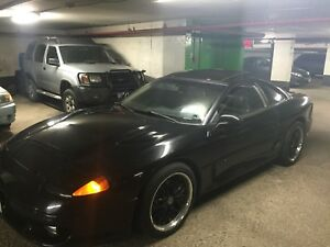 1992 Dodge Stealth AWD TwinTurbo