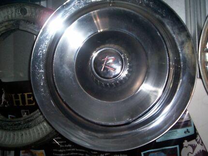 Rambler hub cap