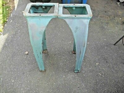 Atlas Craftsman 10 12 Cast Iron Lathe Legs 10d-441