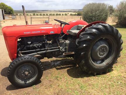 Massey Ferguson 35 Tractor Murray Bridge Area Preview
