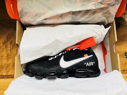 Off white X nike vapormax us 8 SOLD Sydney City Inner Sydney Preview