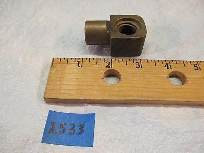 Van Norman Crankshaft Grinder Bronze Stroke Nut. Fits 448 465 467.